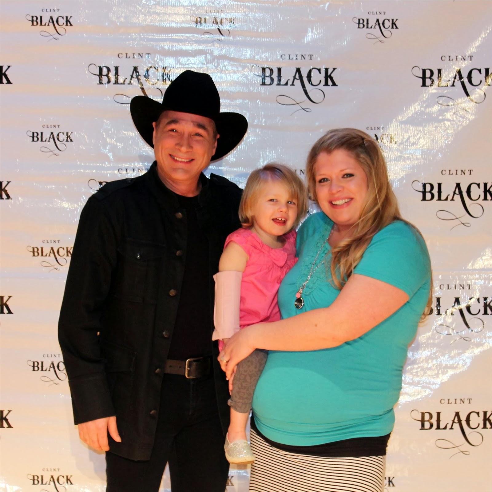 Clint Black Daughter Chelsea Bain