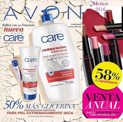 cosmeticos avon campaña 1 2016