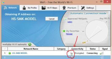 Cara ampuh bobol password wifi hotspot dengan software