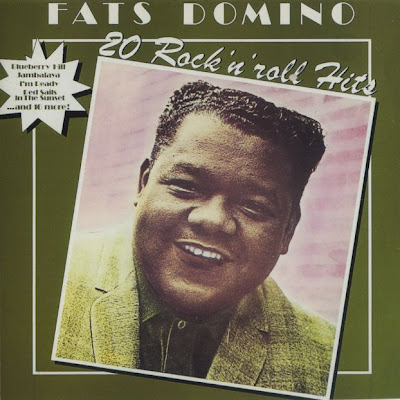 Fats Domino - 20 Rock\'n\'Roll Hits 1995 (USA, Rockabilly)