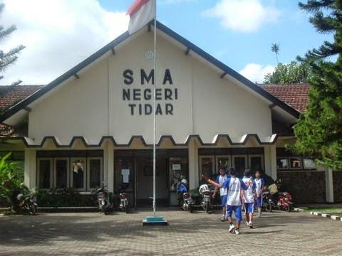 SMA Tidar Magelang