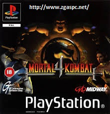 Free Downlaod Game Mortal Kombat 4 PSX ISO For PC Full Version ZGASPC