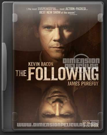 The Following Temporada 1 (HDTV Ingles Subtitulada) (2012)