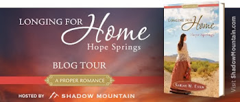 Longing For Home: Hope Springs Blog Tour