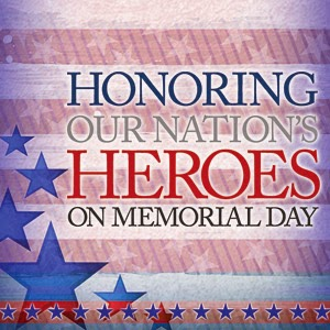 why celebrate memorial day 2015 in usa