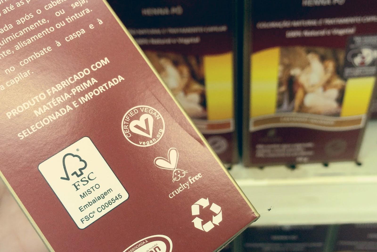 Produtos cruelty-free e veganos