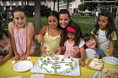 Compleanno Elisa Veronica 2013 rebeccatrex