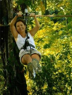 Zip Tahoe - Ziplining Fun!