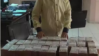 Man Arrested At Kano Airport With Over 300K All In N5 Denomination