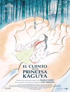 Ver Pelicula El cuento de la princesa Kaguya (2013) Online Gratis