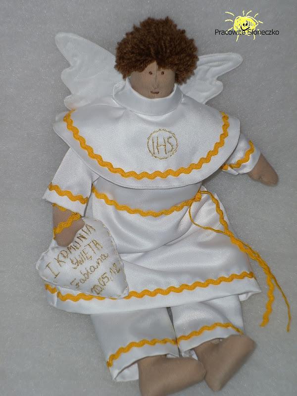 Aniołek w albie