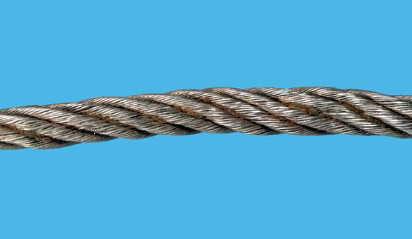 Mariners Repository: Wire Ropes , Inspection and defects