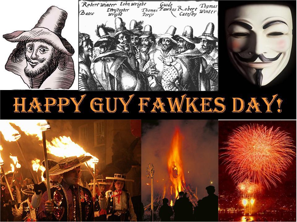 guy fawkes essay