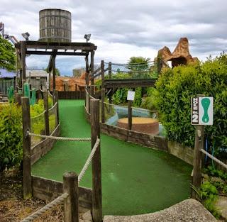 Adventure Golf in Skegness