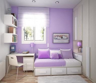 Casas americanas habitaciones juveniles for Habitaciones juveniles con cama grande