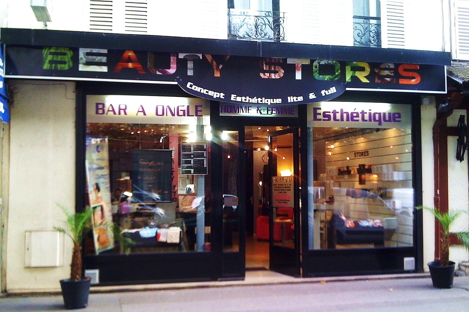 Mes adresses le salon beauty stores et le concours - My place salon de the ...