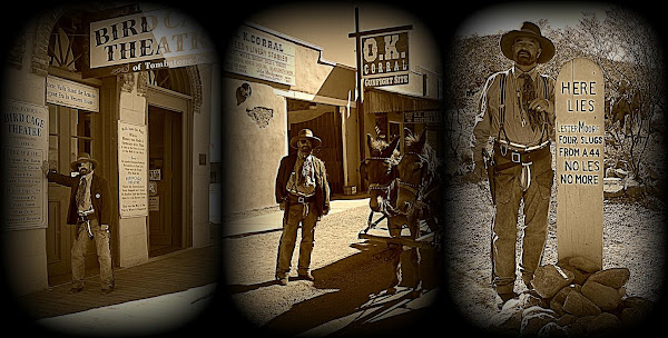 Lucky Bill in Tombstone