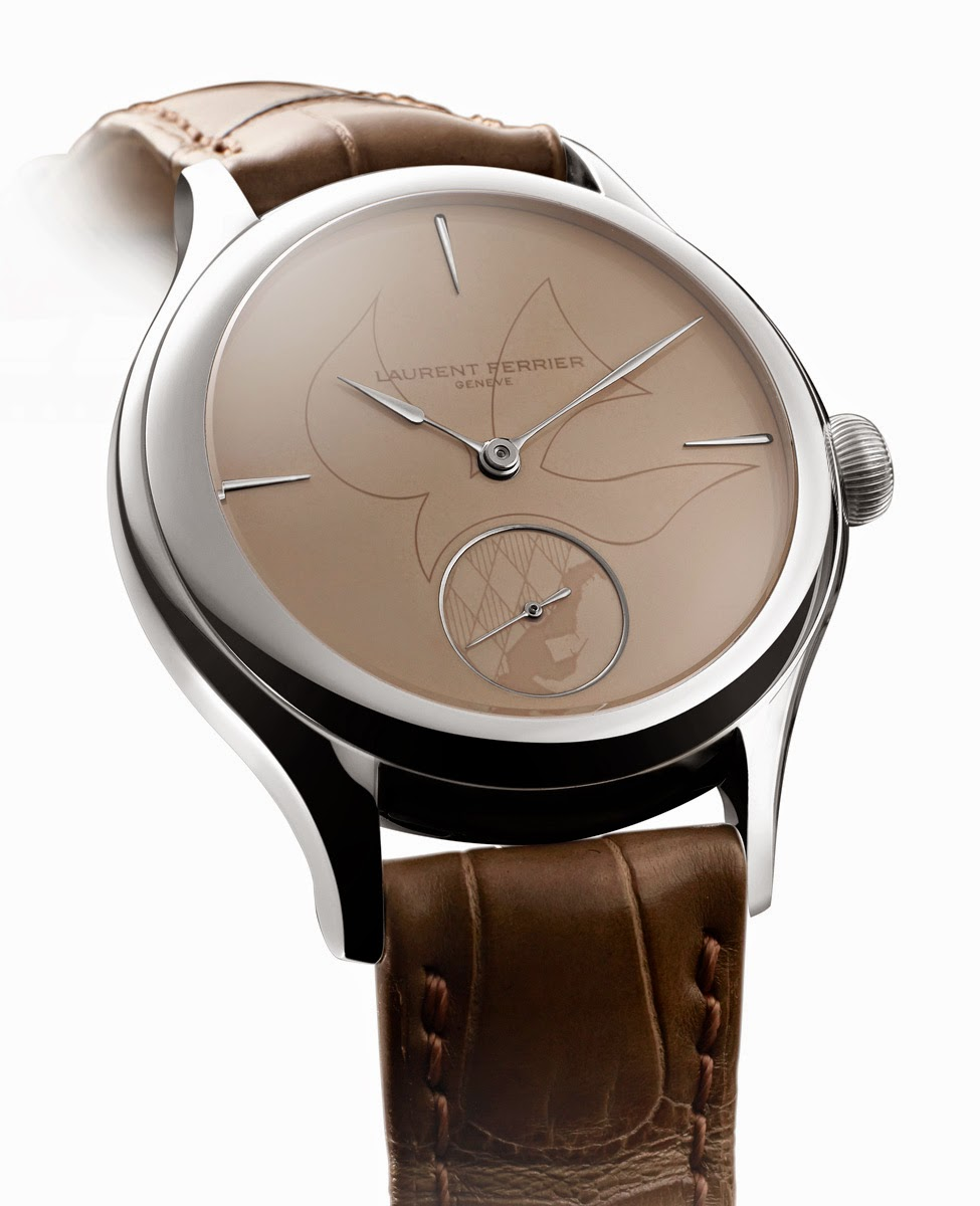 watches by sjx news laurent ferrier galet classic