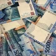 uang orang kaya