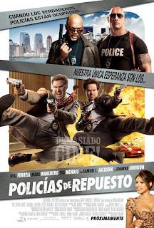Policías de Repuesto (2010) Online