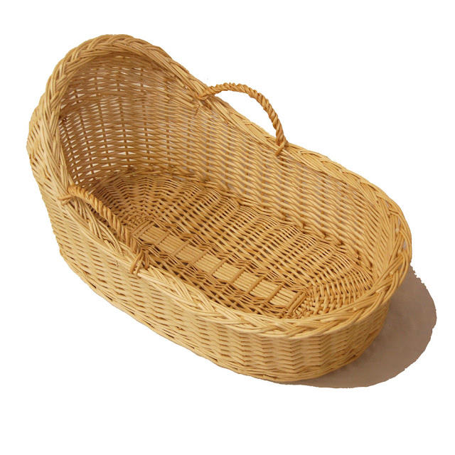 Bassinet Basket