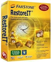 Download Farstone RestoreIT 2013 v8.0 Build 20130604 Latest Version