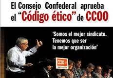 Codi ètic de CCOO