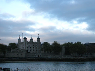 Tower of London - London, England, UK