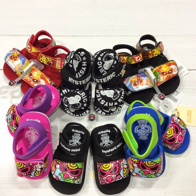 HYSTERIC MINI Shoes (鞋)