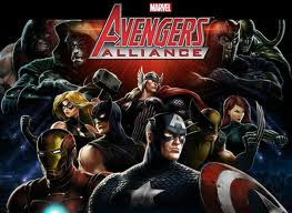 Marvel Avengers Alliance Loki Thor Captain America Iron man Hulk Doom
