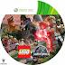 Label LEGO Jurassic World Xbox 360