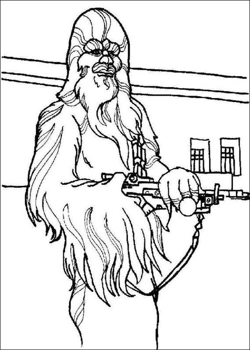star wars coloring pages for kids - Coloring Pages Of Star Wars