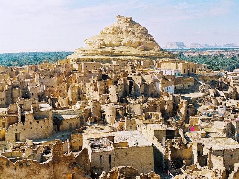 Siwa-Oasis-di-Mesir