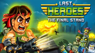 Screenshots of the Last heroes: The final stand for Android tablet, phone.