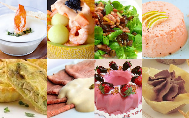 Fiestas con encanto buffet frio de verano for Cocina para fiestas