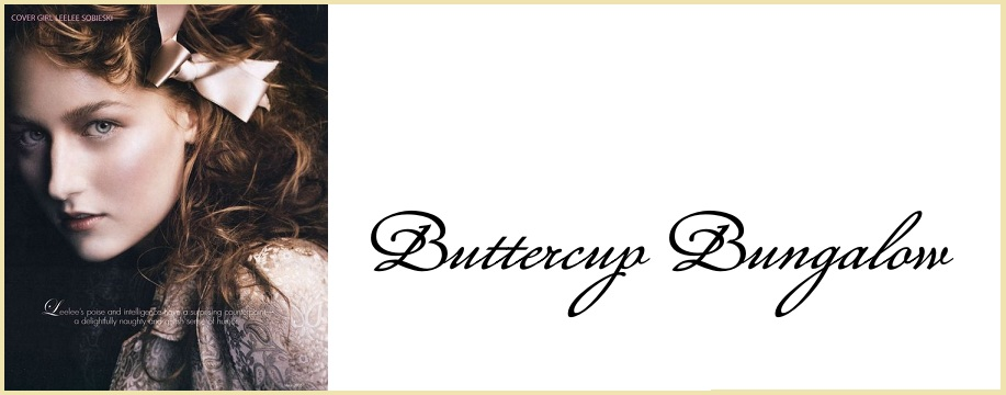 Buttercup Bungalow