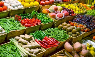 Fruits & vegetable Store in Home