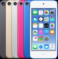 Disponibile il nuovo iPod touch (6a generazione)