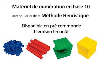 Matériel Numération base 10