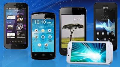 top 5 smart phone