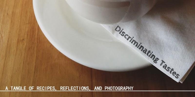 discriminating tastes