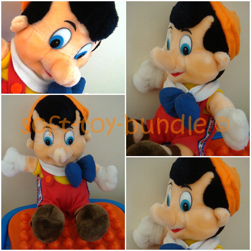 item p439# PINOCCHIO DOLL (L) SOLD