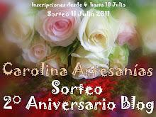 Feliz 2º Aniversario Caro....