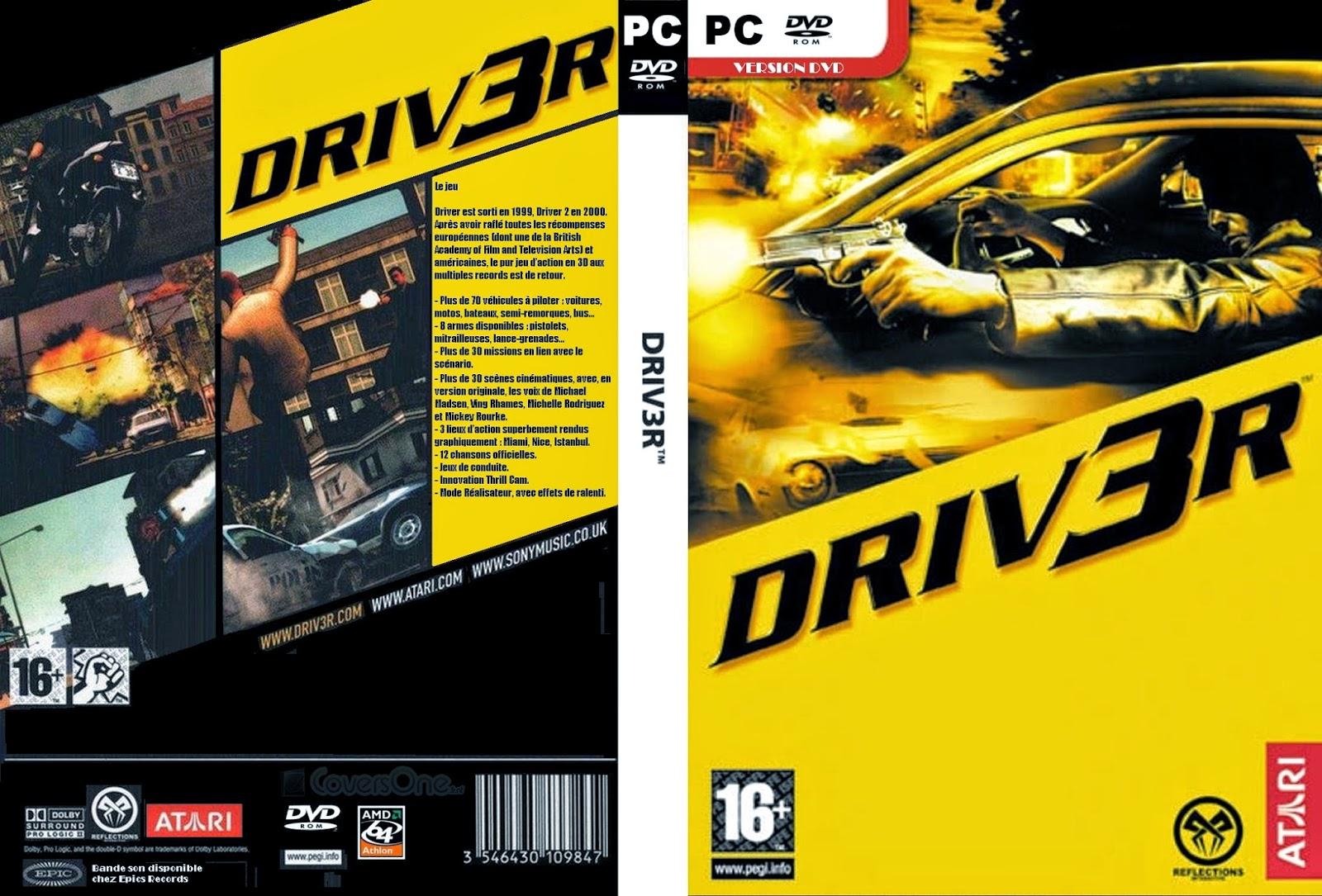 تحميل لعبة 3 Driver برابط واحد وبدون تثبيت