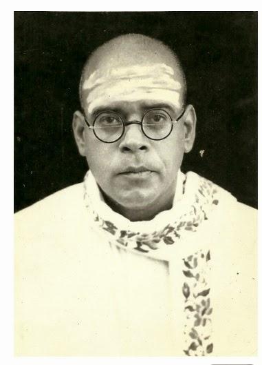 ஈ வெ ரா வை காப்பாற்றிய ஐயர்!