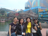 YM and gang in Genting 2008