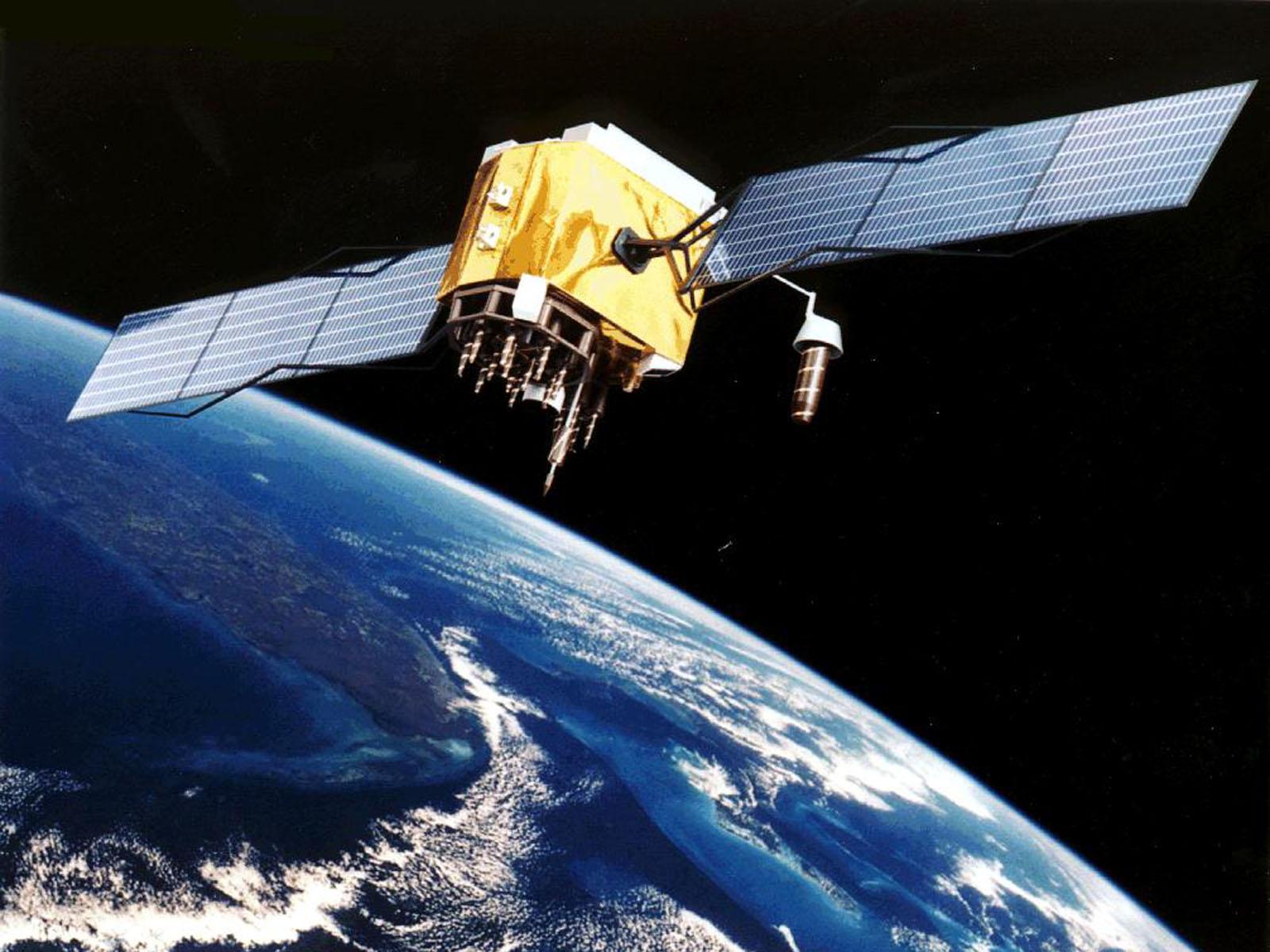 satellite and spacecraft - photo #8
