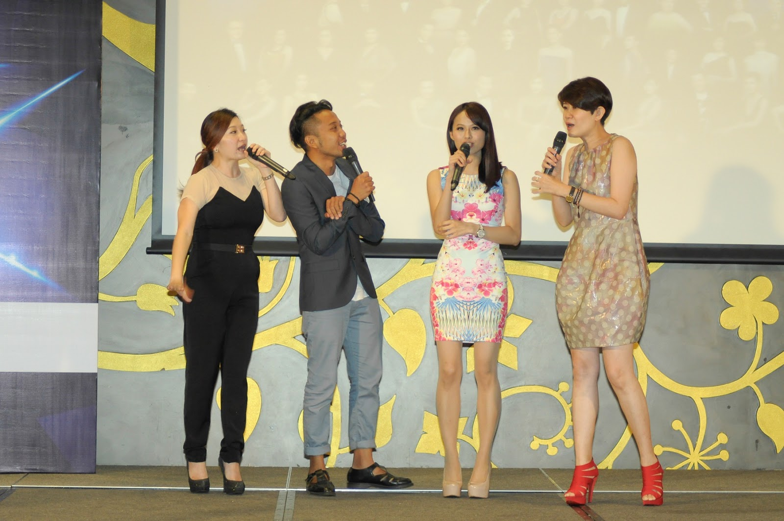 2014《金视奖》5强入围名单揭晓 NTV7 GOLDEN AWARDS 2014 TOP 5 NOMINEES UNVEILED