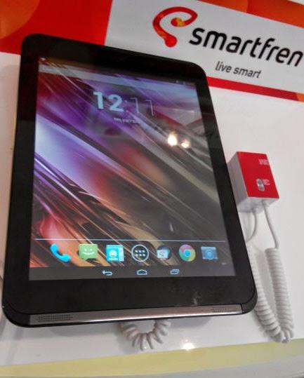 Harga Tablet Smartfren dan Spesifikasinya