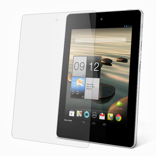 Clear Screen Protector Acer Iconia Tab A1-810 7.9-inch